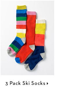 3 Pack Ski Socks