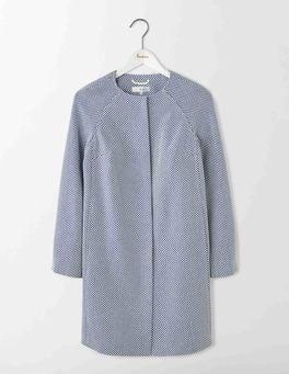 Sienna Textured Coat Boden
