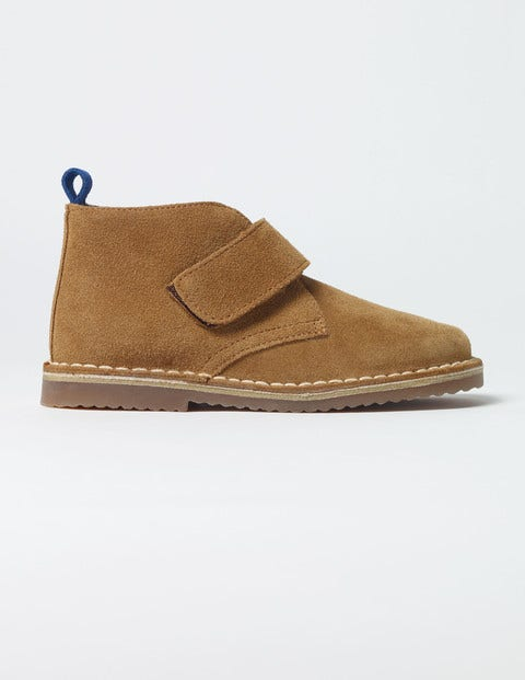 Suede Desert Boots Toffee Boys Boden