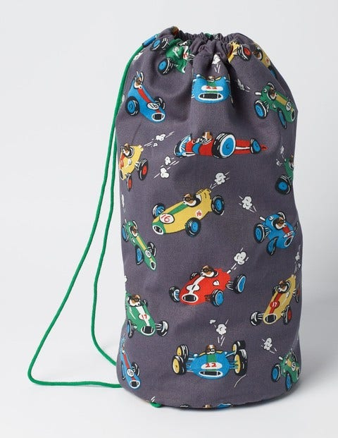 Printed Drawstring Bag C0048 Bags at Boden