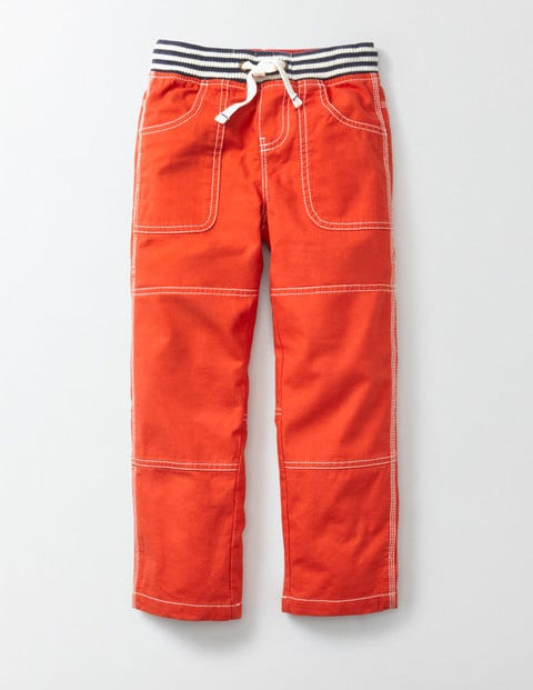 Lined Mariners Ziggy Red Boys Boden