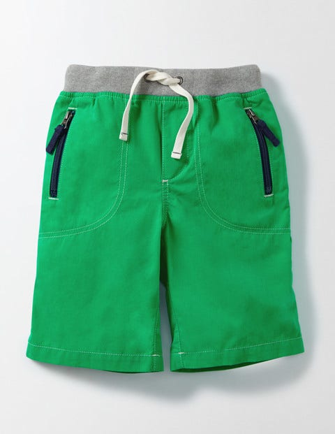 Adventure Shorts Astro Green Boys Boden Astro Green