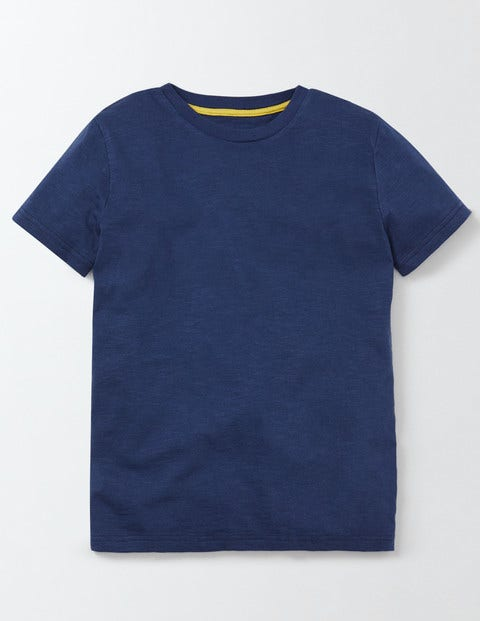 Slub Washed T-shirt Beacon Boys Boden, Beacon