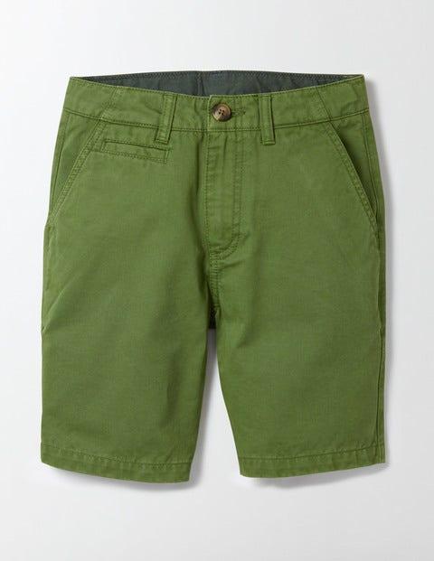 Chino Shorts - Action Green