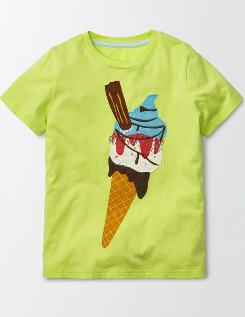 Favourite Flavour T-shirt Mimosa Boys Boden