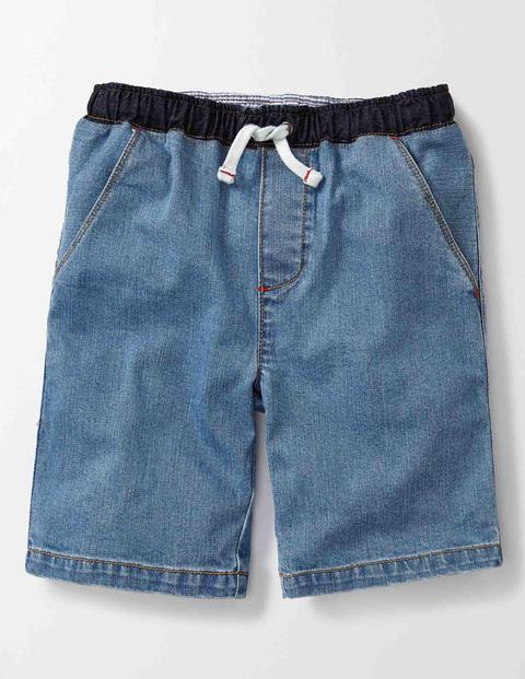 Pull On Shorts Light Vintage Boys Boden