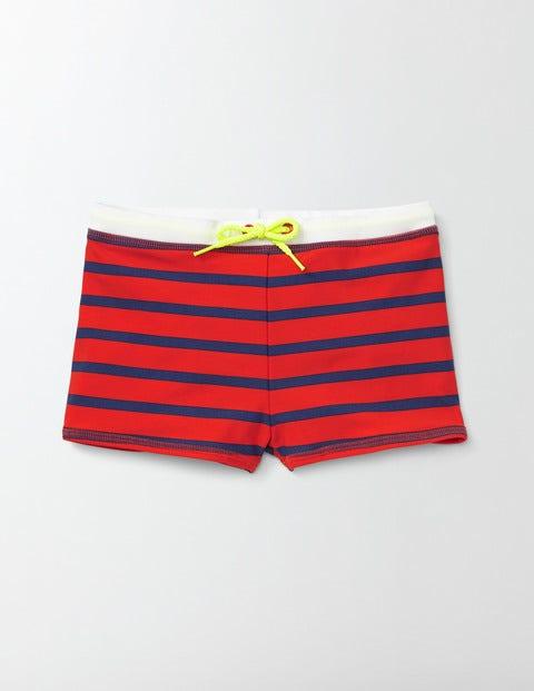 Swim Trunks Ziggy and Beacon Stripe Boys Boden
