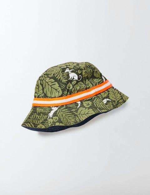Fisherman's Hat - Khaki Monkey Palm