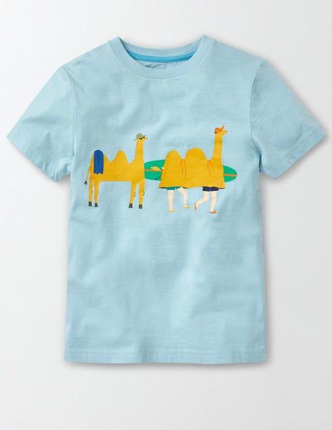 Summer Graphic T-Shirt - Neptune