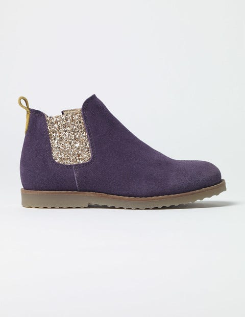 Chelsea Boots - Misty Purple
