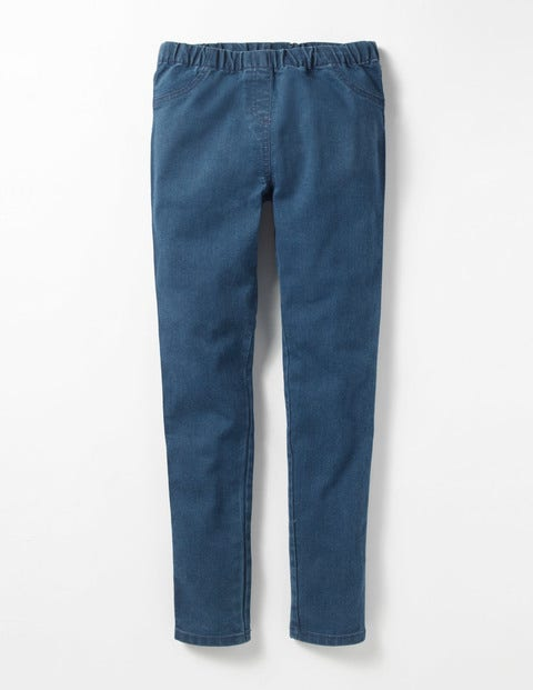 Denim Leggings Mid Vintage Girls Boden