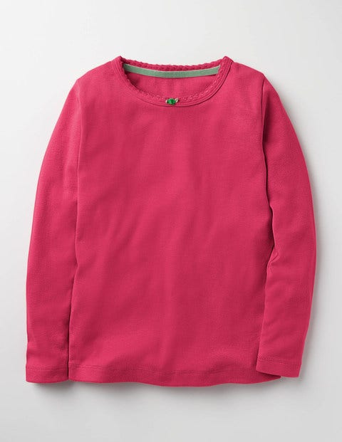 Pretty T-Shirt - Honeysuckle Pink