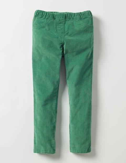 Cord Leggings Greenhouse Green Girls Boden, Green