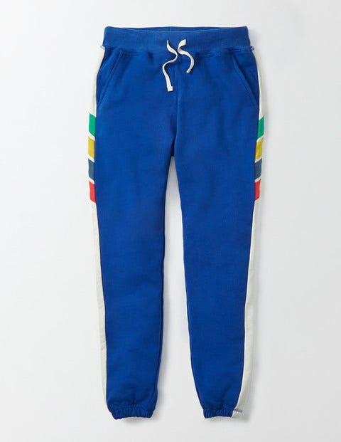 Evesham Sweatpants Klein Blue Girls Boden, Klein Blue.