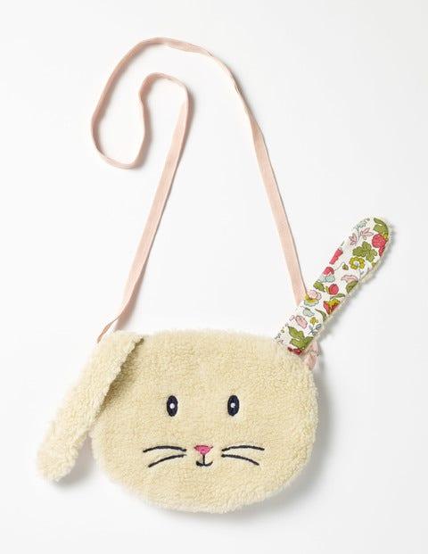 Bunny Bag Ecru Girls Boden