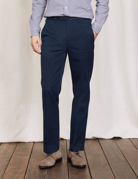 Lanchester Trouser Bright Navy Men Boden