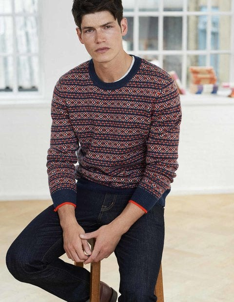 Men's Vintage Style Sweaters - 1920s to 1960s