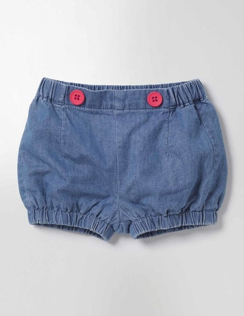 Pretty Bloomers Chambray Girls Boden