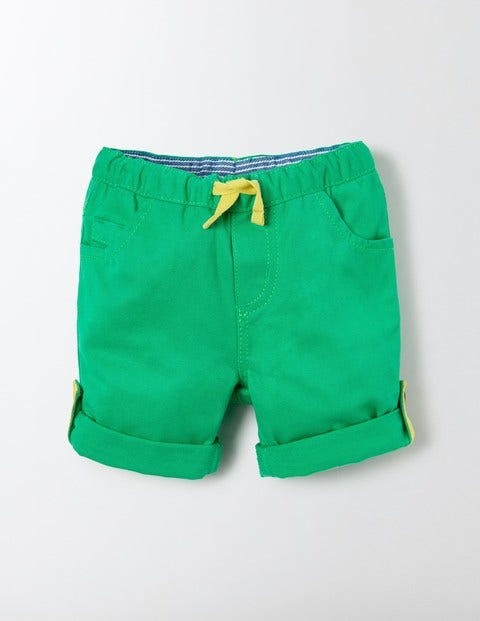 Rollup Trousers Astro Green Baby Boden Astro Green