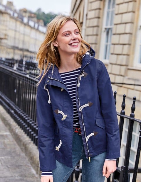 Whitby Waterproof Jacket T0043 Jackets at Boden