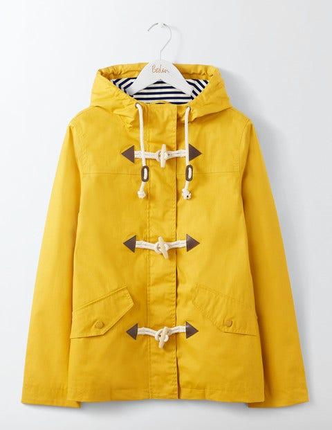 Whitby Waterproof Jacket Saffron Women Boden