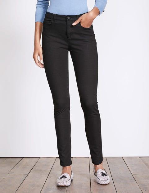 Mayfair Bi-Stretch Jeans Black Women Boden, Black