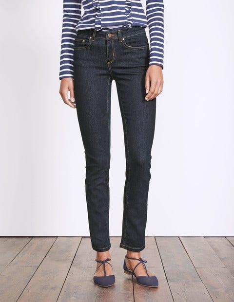 Trafalgar Straight Leg Jeans Indigo Women Boden, Indigo