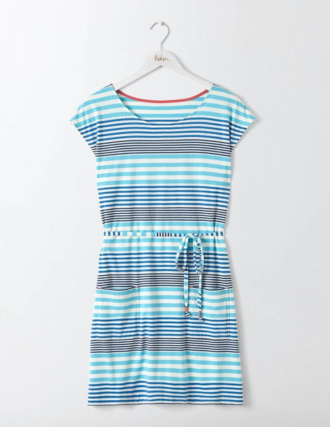 Adriana Tunic - Sail Multi Stripe