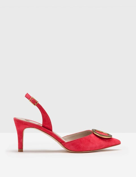 Joanna Slingback Heels - Camellia