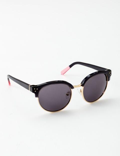 Luz Sunglasses Navy Women Boden, Navy