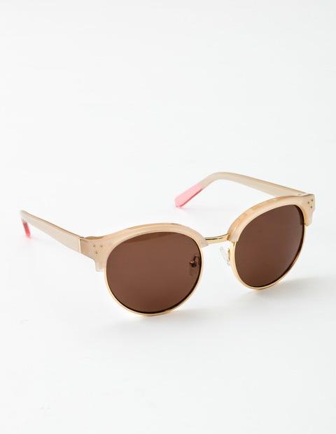 Luz Sunglasses Natural Women Boden, Natural
