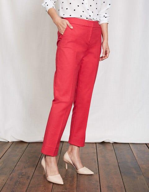 Retro Pants & Jeans Richmond 78 Trousers Camellia Women Boden Camellia £65.00 AT vintagedancer.com