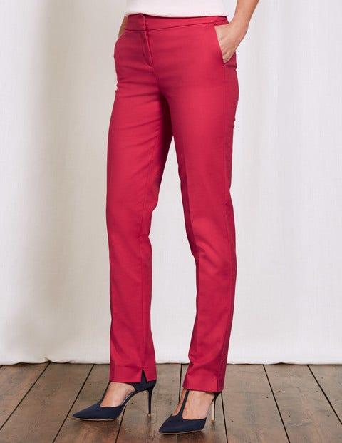 Retro Pants & Jeans Richmond Trousers Camellia Women Boden Camellia £75.00 AT vintagedancer.com