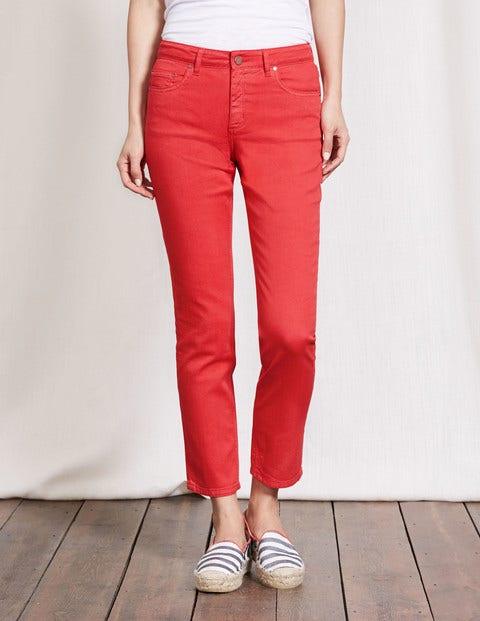 Cambridge Ankle Skimmer Jeans Strawberry Sundae Women Boden