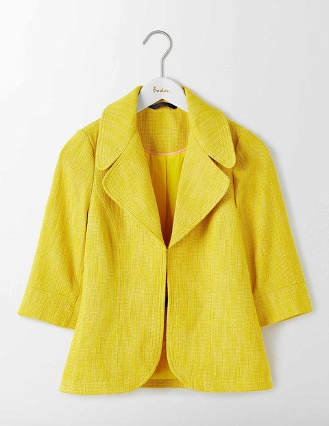 Boden catalogue women 39 s outerwear from boden at for Boden yellow coat