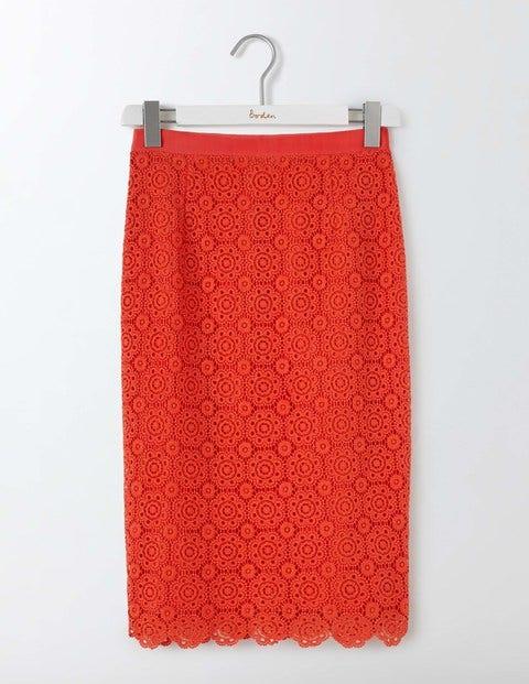 Alexa Pencil Skirt Rosehip Women Boden