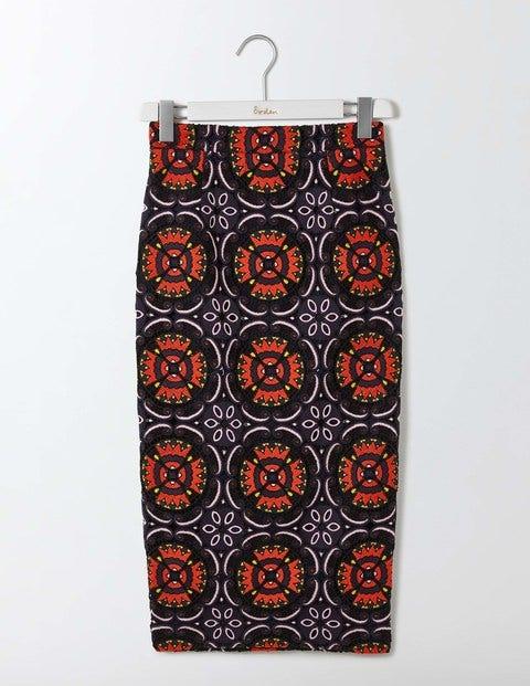 Greta Skirt Multi Lace Women Boden