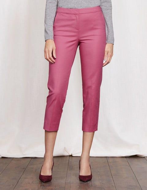 Retro Pants & Jeans Richmond 78 Trousers Hydrangea Women Boden Hydrangea £59.50 AT vintagedancer.com