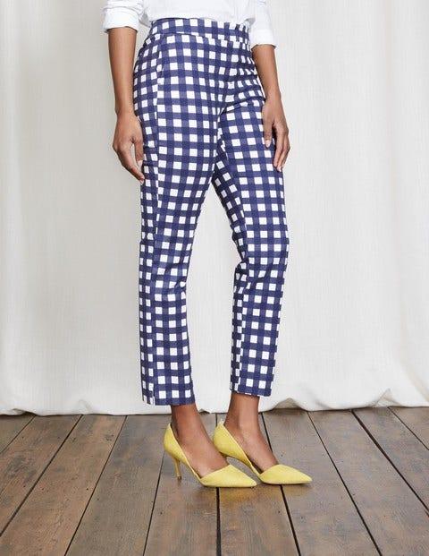 Retro Pants & Jeans Richmond 78 Trousers Gingham Women Boden Gingham £65.00 AT vintagedancer.com