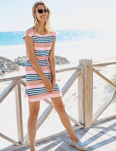 Adriana Tunic - Imperial Blue Multi Stripe