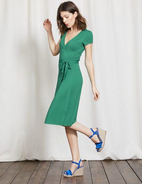 Summer Wrap Dress Greenhouse Women Boden