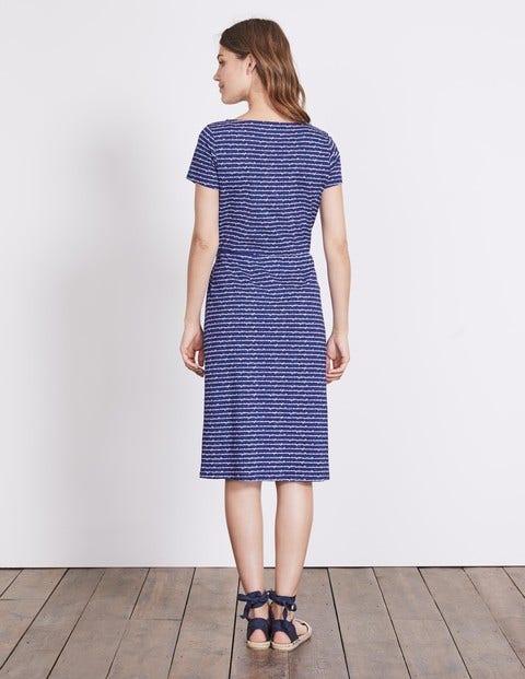 Günstig Kaufen Shop Günstiger Preis Fälscht Phoebe Jerseykleid Blue Damen Boden Boden Oct6PF1u