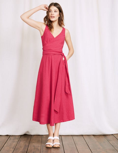 Riviera Dress - Snapdragon
