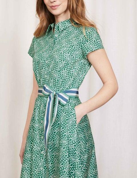 810ac965dcc Sophia Shirt Dress WW257 Day Dresses at Boden