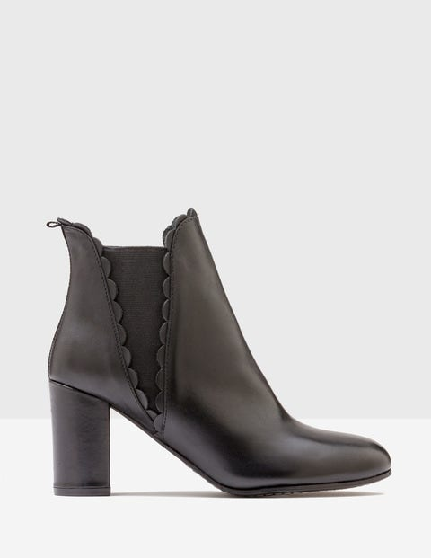 Alnwick Ankle Boots - Black