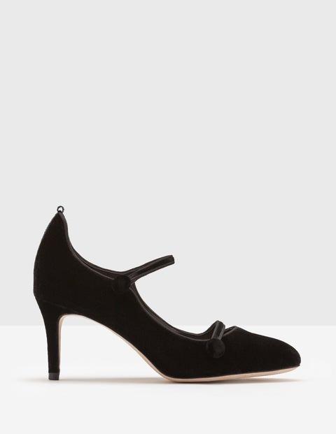 Federica Heels - Black