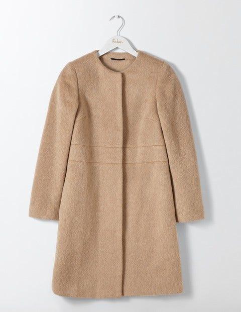 aecdd5882022 Imelda Coat - Acorn | Boden US
