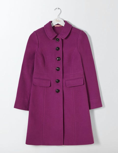 c7f92eb681 Sofia Coat T0045 Coats at Boden