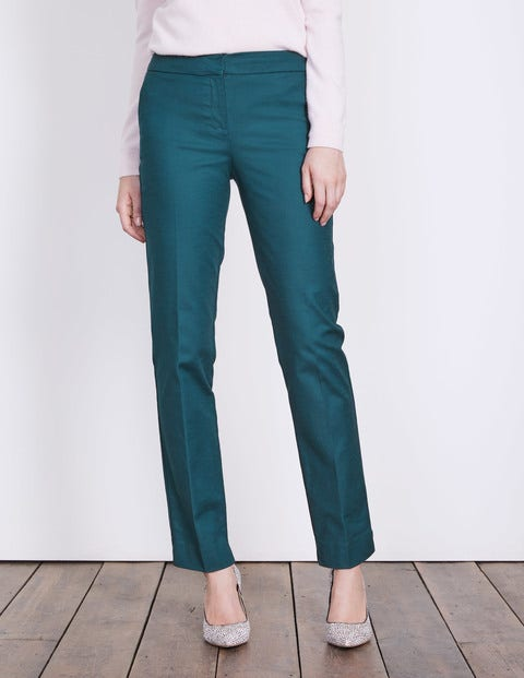 Richmond Pants Rich Teal Women Boden