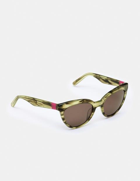 Blair Sunglasses - Khaki Tortoiseshell